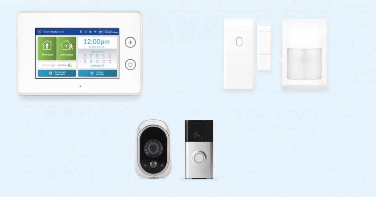 Samsung Joins Forces With Adt To Make Your Smart Home Safer