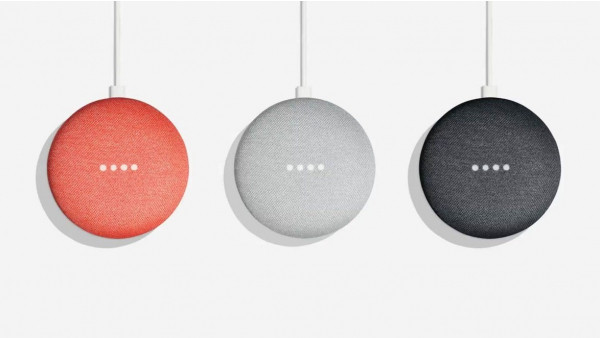 Google Home Mini Is A Cheap Pebble Shaped Speaker To